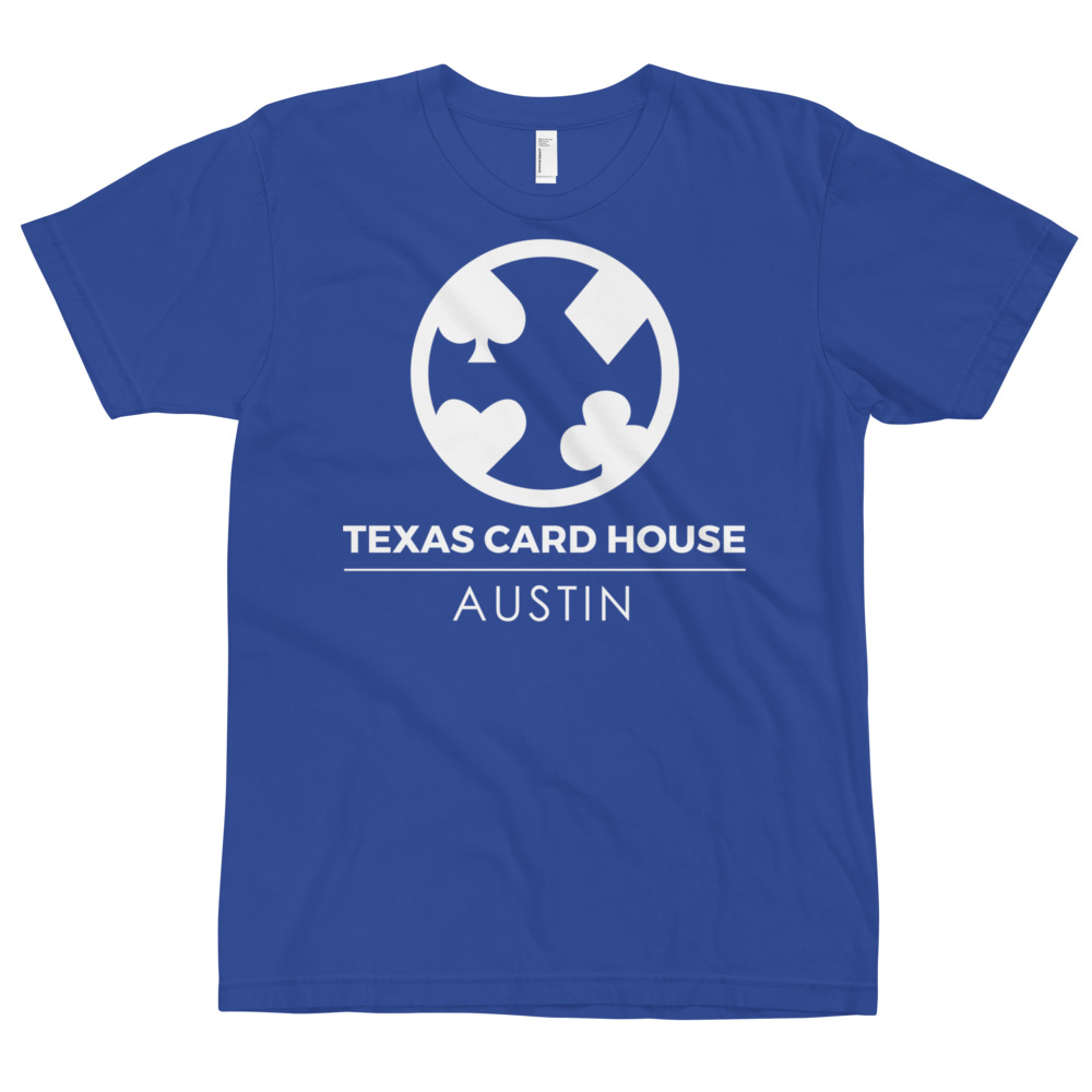 Texas Card Houston Austin T-Shirt #2