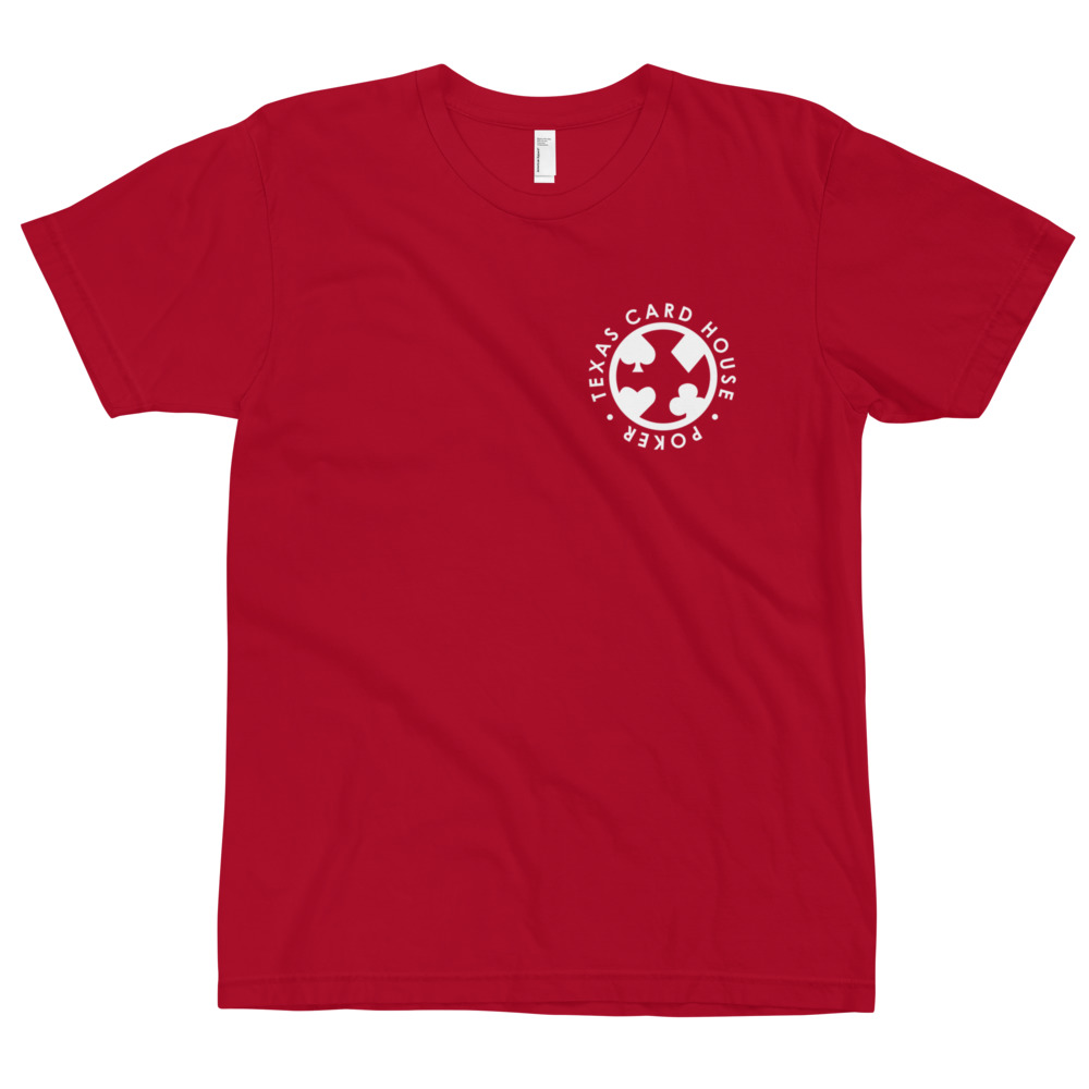 Texas Card House T-Shirt #3