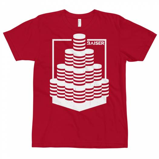 Stacks Poker T-Shirt