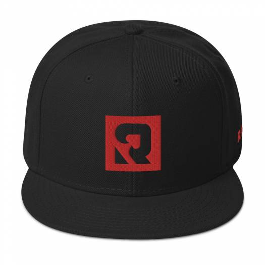 "Raiser Box ""R"" Logo Snapback Hat"