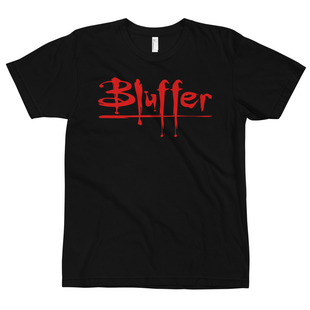 Bluffer Poker T-Shirt