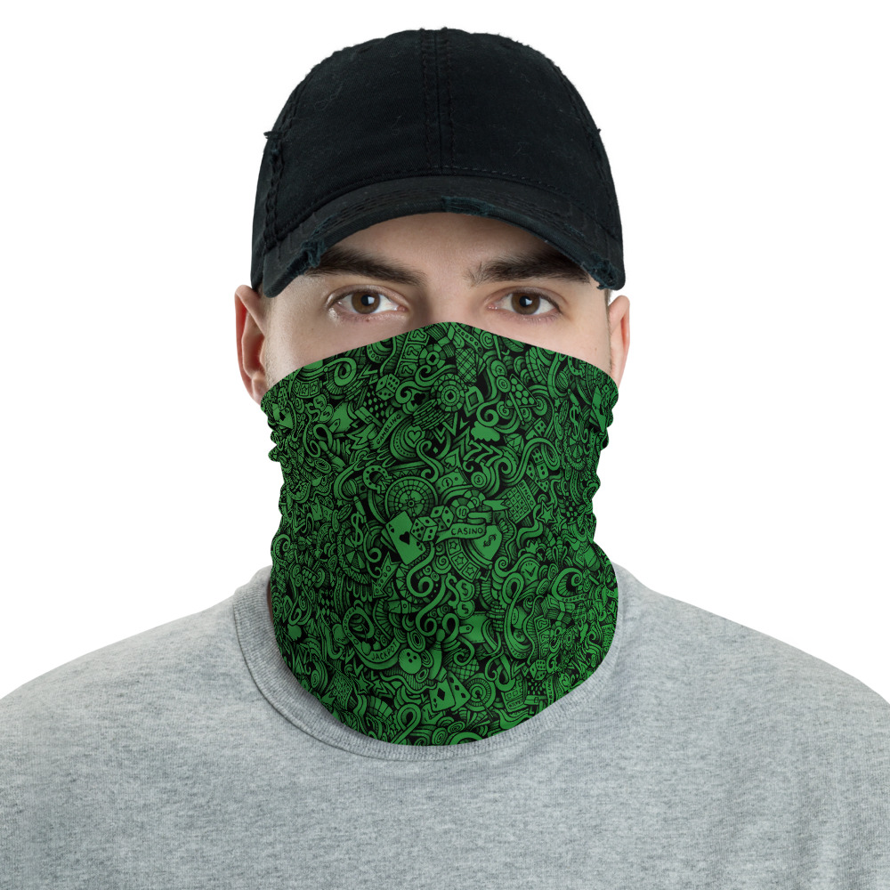 Casino Face Mask