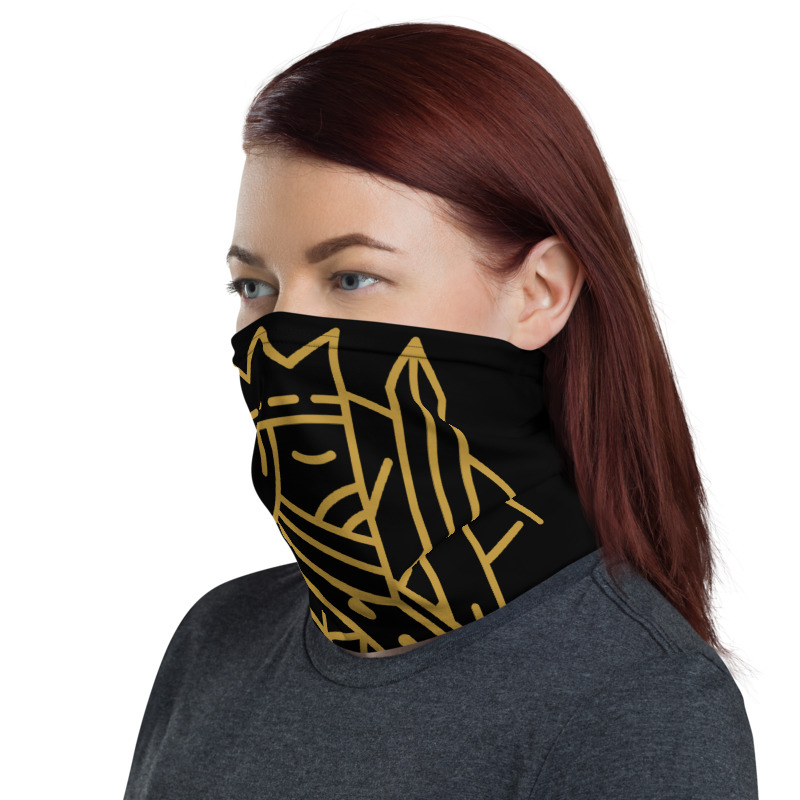 King of Cards Poker Mask