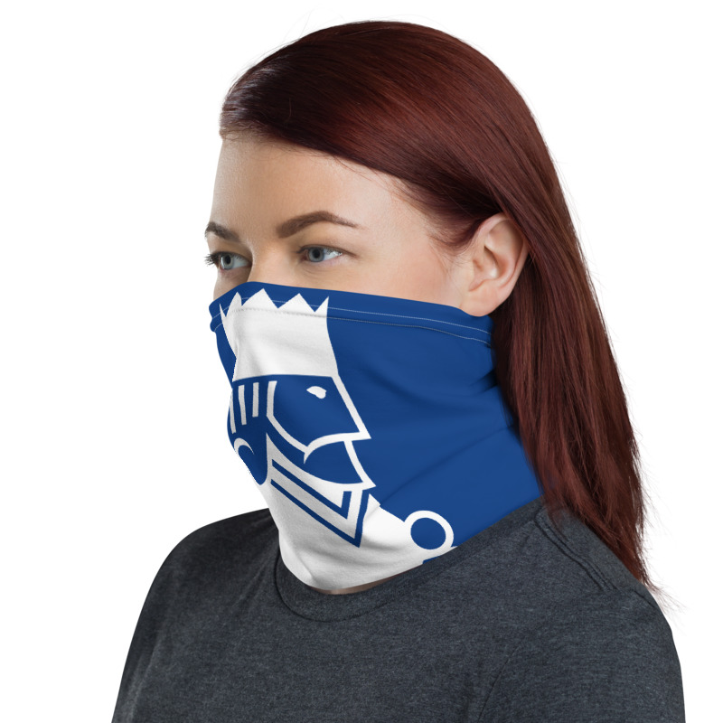 King of the North Poker Mask