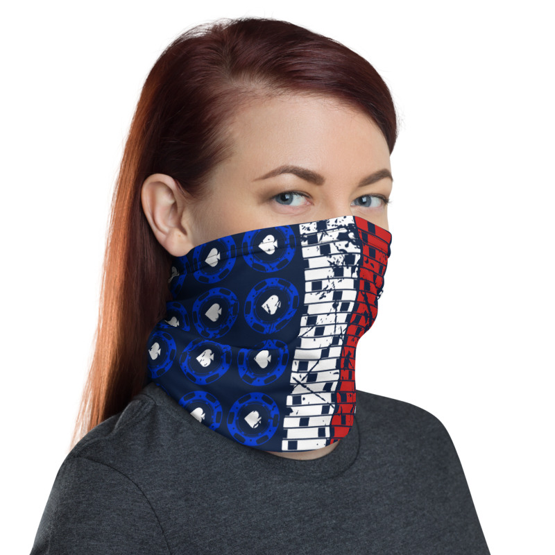 Freedom Poker Mask